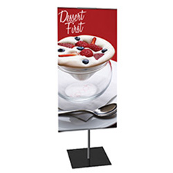 Classic Mini Tabletop Banner Stand