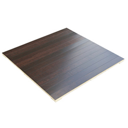 hardwook interlocking flooring