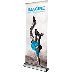 Imagine Banner Stands