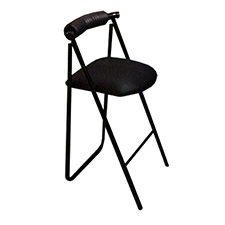 Pack Stuff Curve Back Stool