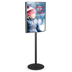 Convex Sign Stand