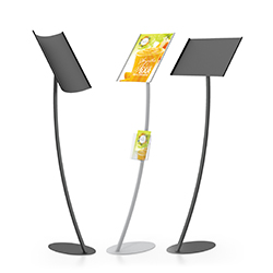 Eclipse Sign Stands