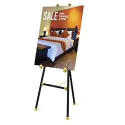 Easel Sign Stands