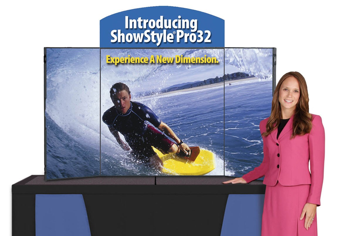 ShowStyle Pro32 Tabletop Display Main