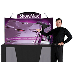 Showmax Tabletop Displays