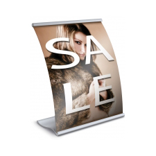 countertop merchandising sign holder