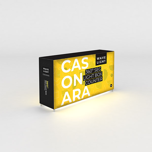 Casonara SEG Light Box Counter 200M